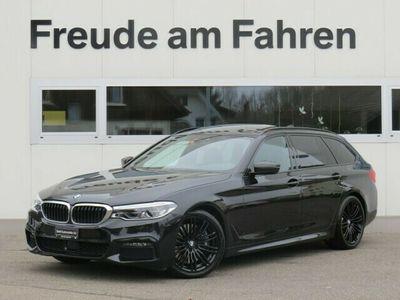gebraucht BMW 540 xDrive Touring M-Sport