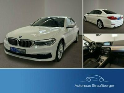 gebraucht BMW 520 d xDrive Lim. ACC Rfk Sthzg HuD NP: 73.000 €