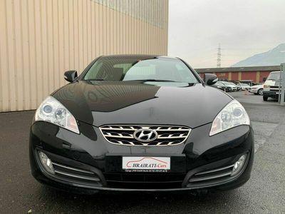 gebraucht Hyundai Coupé Genesis 3.8 V6 Automatic
