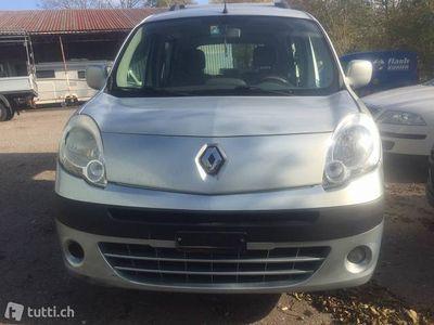 gebraucht Renault Kangoo 1.5 dCi Expression (Kompaktvan / Minivan)
