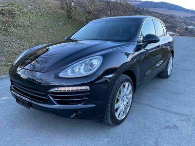 gebraucht Porsche Cayenne Cayenne DieselDiesel