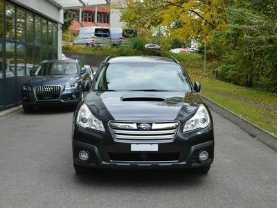 gebraucht Subaru Outback 2.0D Advantage Classic AWD Lineartronic