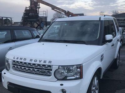 gebraucht Land Rover Discovery 4 3.0TDI