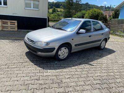 gebraucht Citroën Xsara Berline 1.8i SX Automatic