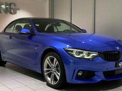 gebraucht BMW 440 4er i Cabriolet xDrive Power & Sound Ed. Steptronic