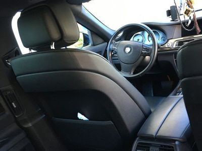 gebraucht BMW 740 7er d Limousine