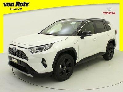 gebraucht Toyota RAV4 RAV42.5 HSD Style e-CVT 4x4