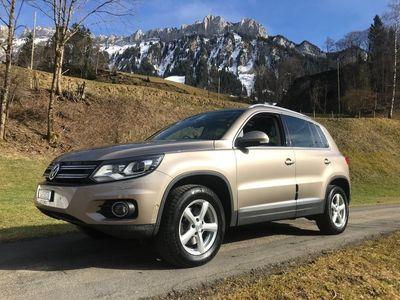 gebraucht VW Tiguan 2.0 TDI Track&Style 4Motion