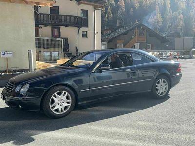 gebraucht Mercedes CL500 c215