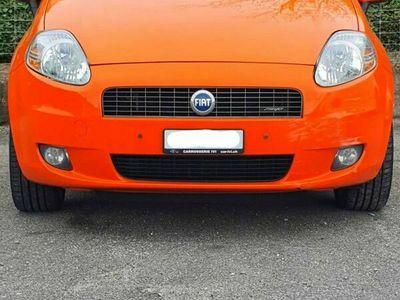 gebraucht Fiat Punto mit MFK gepflegt