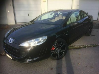 gebraucht Peugeot 407 Coupe  2.7 HDI Automatic