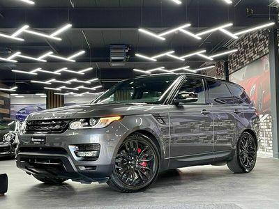 gebraucht Land Rover Range Rover Sport 4.4 SDV8 HSE Dynamic Automatic