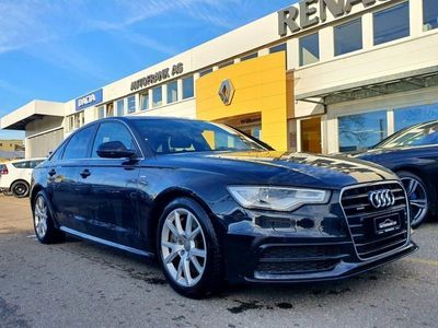 gebraucht Audi A6 3.0 BiTDI V6 quattro tiptronic