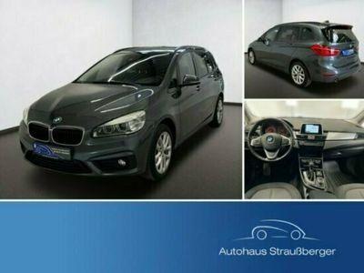 gebraucht BMW 220 Gran Tourer d Sihz LED Navi 2-Z-K NP:48.000€