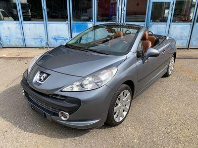 gebraucht Peugeot 207 CC 1.6i, MFK 03/2020