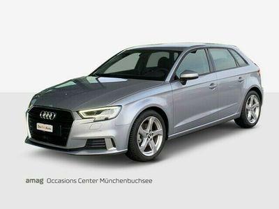 gebraucht Audi A3 Sportback 35 TFSI sport