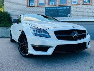 gebraucht Mercedes CLS63 AMG AMG Speedshift MCT