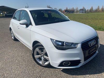 gebraucht Audi A1 Sportback 1.6 TDI Attraction
