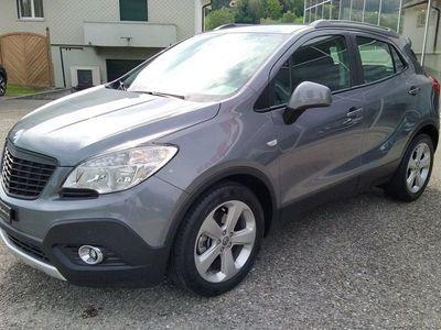 gebraucht Opel Mokka 1.4i T Enjoy 2WD