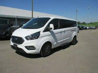gebraucht Ford Custom Tourneo320 L2H1 Titanium X A