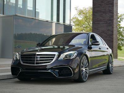 gebraucht Mercedes S400 d 4Matic 9G-Tronic
