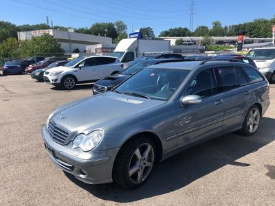 gebraucht Mercedes C320 C-KlasseCDI Elégance