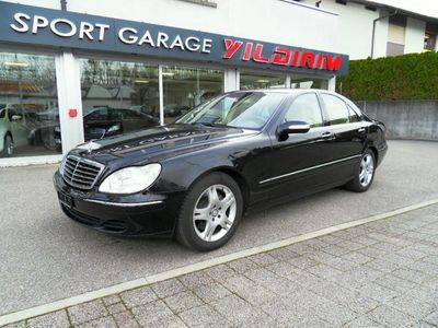 gebraucht Mercedes S320 S-KlasseCDI