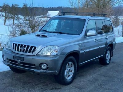gebraucht Hyundai Terracan 2.9 CRDi Swiss Edition Automatic