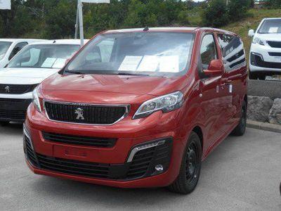 gebraucht Peugeot Traveller Active Standard