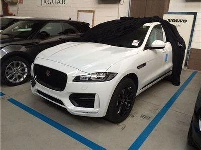 gebraucht Jaguar F-Pace E-Perf. 2.0d R-Sport