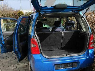 gebraucht Suzuki Wagon R+ + 1.3 16V GL TD Top