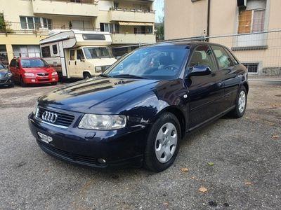 gebraucht Audi A3 1.8 T quattro Ambition
