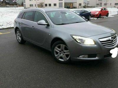 gebraucht Opel Insignia automat turbo