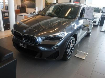 gebraucht BMW X2 xDrive 20d M Sport Steptronic