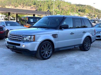 gebraucht Land Rover Range Rover Sport 3.6 Td8 HSE Automatic