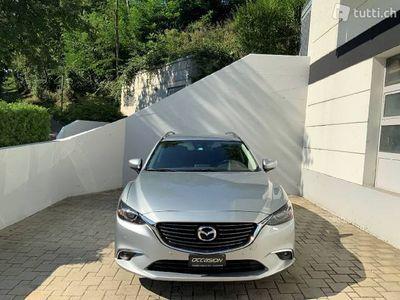 gebraucht Mazda 6 Sportwagon SKYACTIV-G 165 Ambition Automat