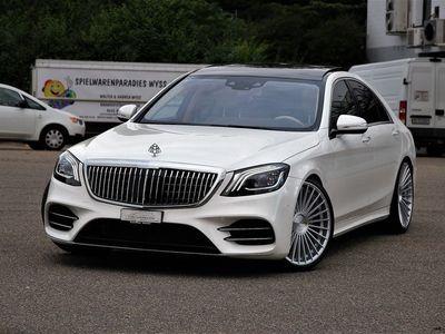 "gebraucht Mercedes S560 S-Klasse4Matic 9G-Tronic ""Maybach"""