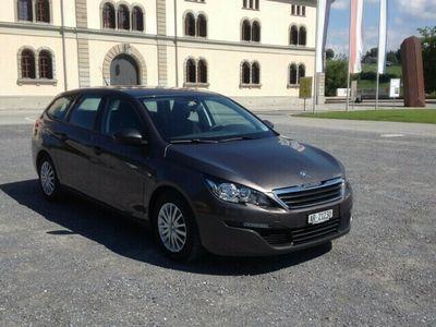 gebraucht Peugeot 308 SW 1.6 HDI Access