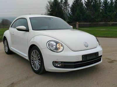 gebraucht VW Beetle 1.2 torbo 2012 mit mfk bis 31.01.2022 km /130×××/