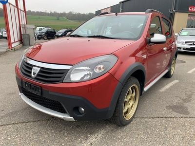 gebraucht Dacia Sandero 1.6 Stepway