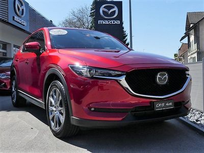 gebraucht Mazda CX-5 SKYACTIV-D 184 Revolution AWD Automat Signature-Pack / Cruise-Pack