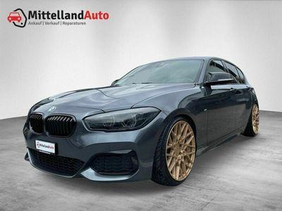 gebraucht BMW M135 1er M135i xDrive Steptronic 1er i xDrive Steptronic
