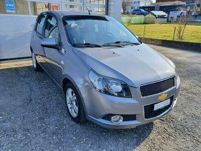 gebraucht Chevrolet Aveo 1.4 16V LT