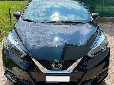 gebraucht Nissan Micra Visia Plus 1.0