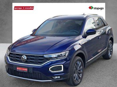 gebraucht VW T-Roc 1.5 TSI EVO Sport DSG