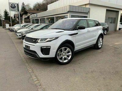 gebraucht Land Rover Range Rover evoque 2.0 Si4 SE Dynamic AT9
