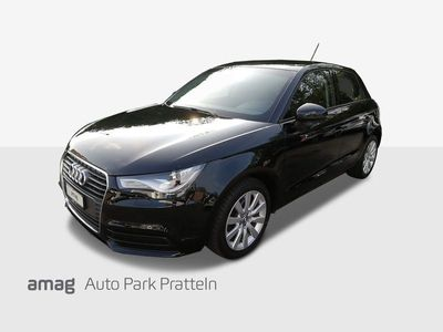 gebraucht Audi A1 Sportback 1.4 TFSI Attraction S-tronic
