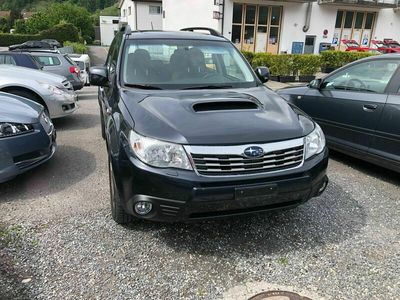gebraucht Subaru Forester 2.0D XS Limited