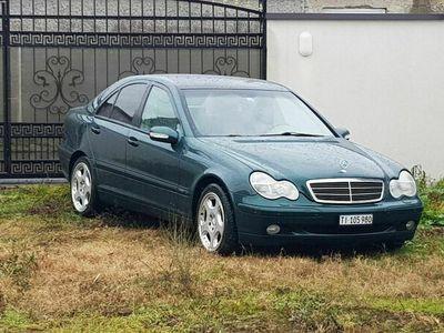 gebraucht Mercedes C200 E-Klasse vendo Mercedesancora targata