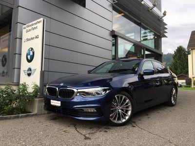 gebraucht BMW 530 i xDrive Sport Line Steptronic